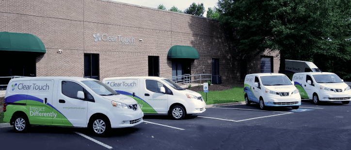 Clear Touch™ announces expansion of Upstate headquarters